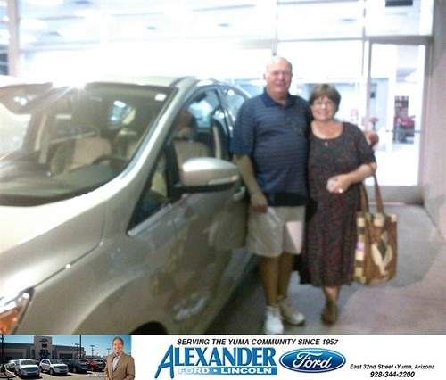 Congratulations To John Baker On Your #Ford #C-Max Hybrid