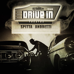 "Album Artwork - Curren$y ""The Drive-In Theatre"""