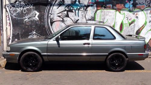 Nissan V16 Coupé - Santiago, Chile