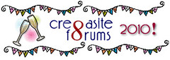 Cre8asite Forums New Years Logo | by rustybrick