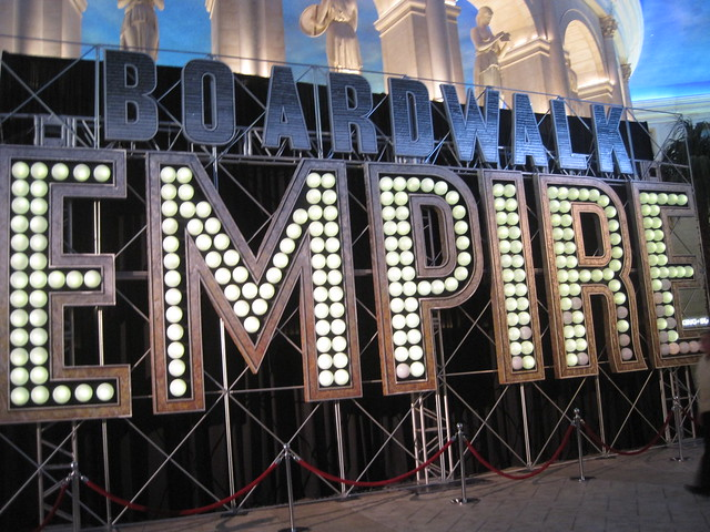 Boardwalk Empire at Caesar's