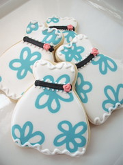 Bridal Shower Cookies | by SweetSugarBelle