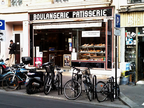 boulangerie patisserie | by David Lebovitz