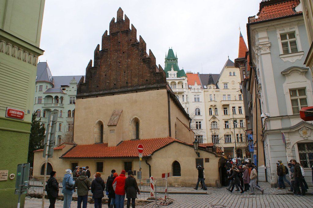 Old New Synagogue - Prague