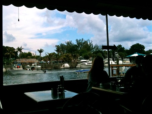 Waterway Cafe Palm Beach Gardens Dcwriterdawn Flickr