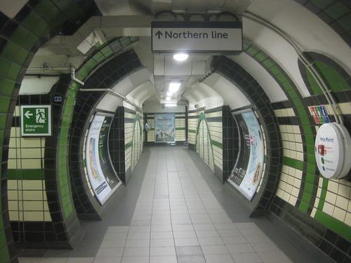 Goodge Street Tube Station