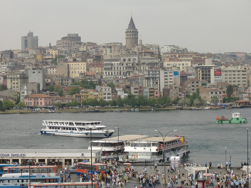 Golden Horn, Turkey, Sea of Marmara | by eutrophication&hypoxia
