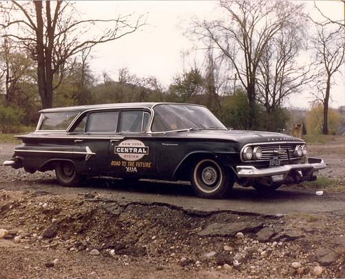 Nyc Chevrolet Hirail Station Wagon Flickr Photo Sharing
