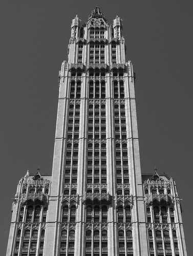The Woolworth Building | by epicharmus