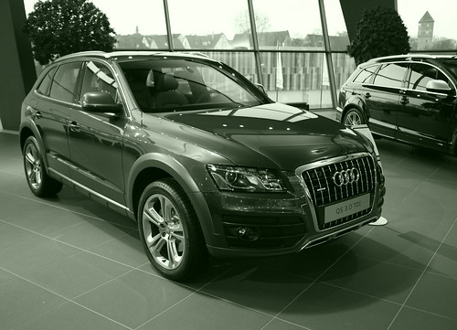 audi q5 2010 audi forum neckarsulm germany dmytrok flickr. Black Bedroom Furniture Sets. Home Design Ideas