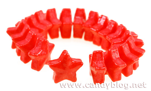 Lucky Stars Candy - Red | by cybele-