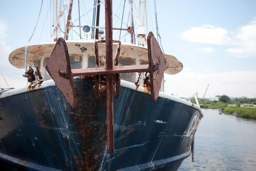 Unused fishing boats in biloxi mississippi tedx oil spi for Fishing in biloxi ms