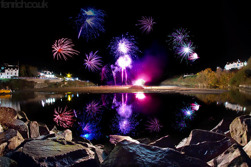 Aberporth Fireworks | by Paul Fenrich