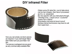 DIY Infrared Filter | by Victor W.