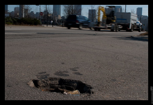 Pothole ATL#1 | by Spree2010