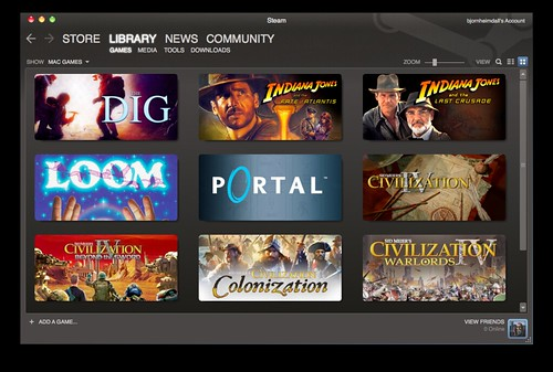 free games for mac on steam