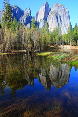 IMG_2911 Cathedral Rocks in Spring Morning, Yosemite National Park | by ThorsHammer94539