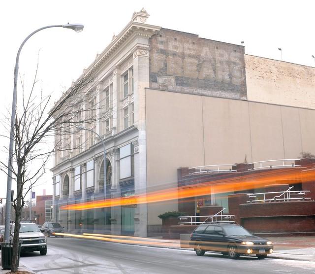 Frear's Cash Bazaar from 3rd Street, Troy NY - DSC_5697