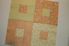 Block 3 Jelly Roll Quilt Along | by just.wingit