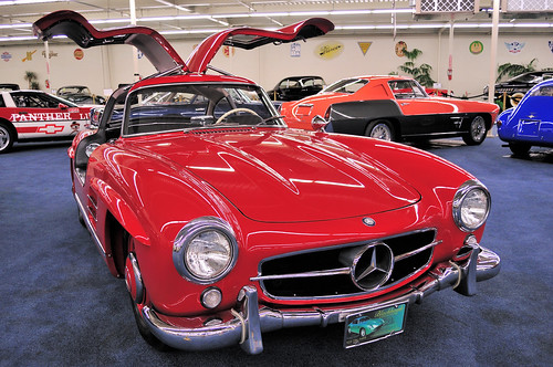 1955 Mercedes-Benz 300 SL Gullwing | by Gregory Moine