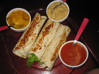 Vegetarian Wraps | by veganbackpacker