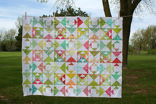 Kissy Fish quilt | by freshlypieced