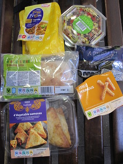Tesco Grocery Run | by veganbackpacker