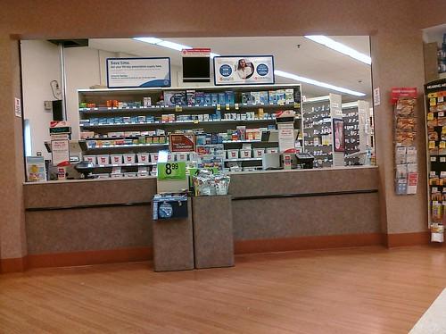 Waiting At Walgreens Sent From My Att Palm Pre Plus