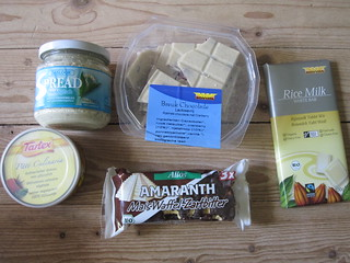 Vegan Treats from Helios Natural Products | by veganbackpacker