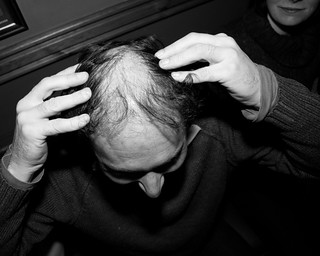 Where's me hair gone? @ The Triangle, Lowestoft | by timparkinson