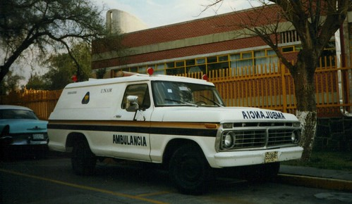 Ford B 100 Circa 1974 Circa 1974 Ford B 100 Ambulance At Flickr