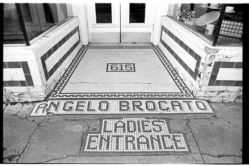 Angelo Brocato Ladies Entrance | by xnedski