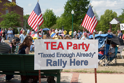 Tax Day Tea Party | by AR Nature Gal