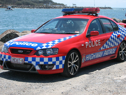 QLDPOL Traffic Branch F6 Typhoon | by Highway Patrol Images