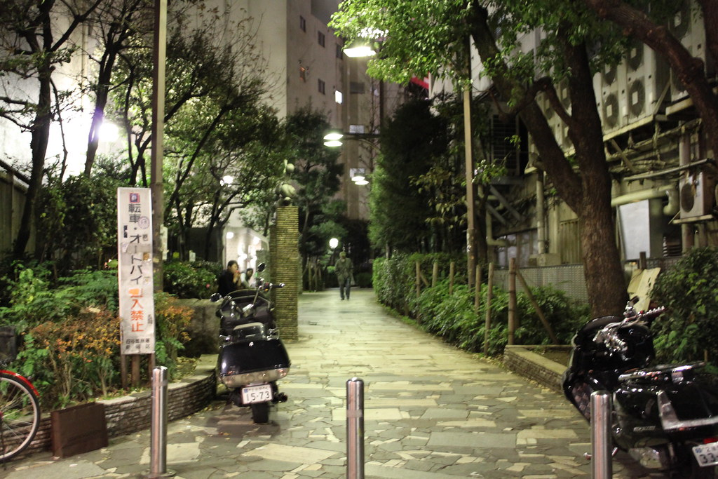 Entrance to Golden Gai