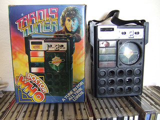 TARDIS TUNER | by Doctor Who Memorabilia