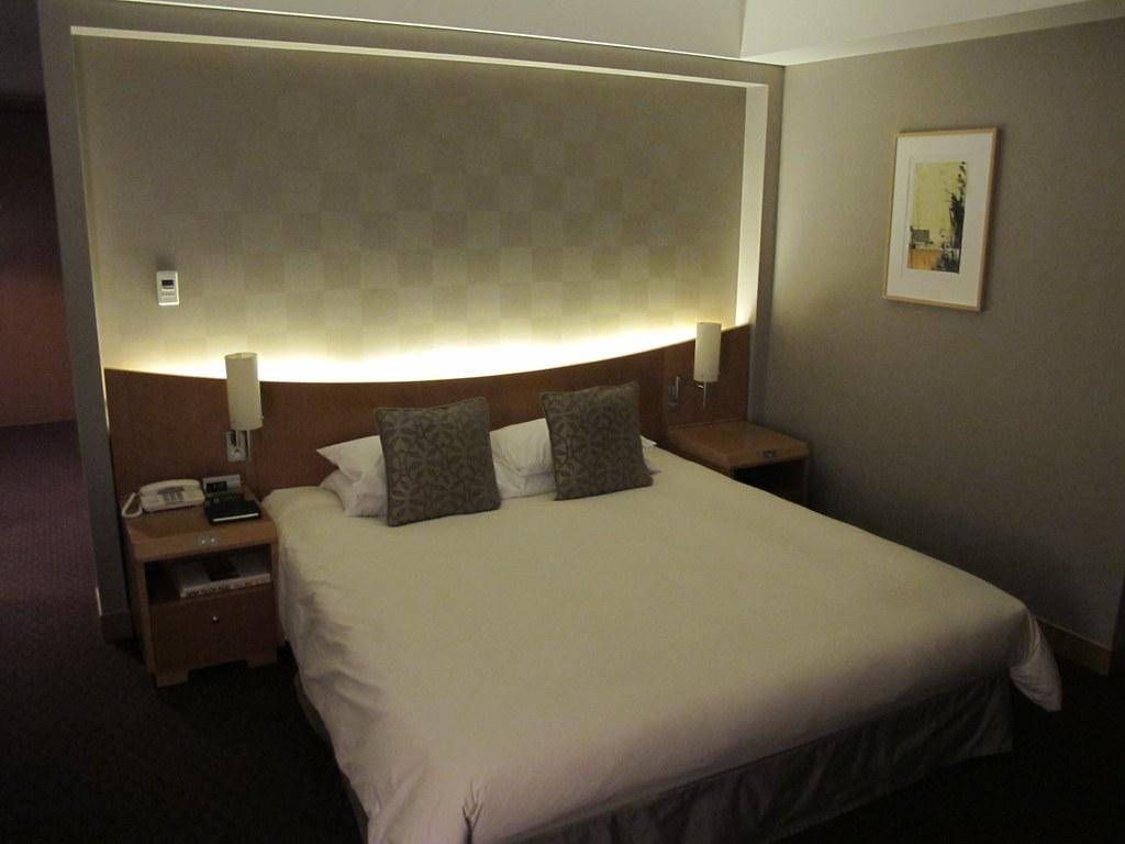 Osaka Mid-Range Hotel Room