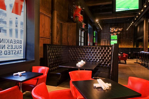 Red Card Sports Bar + Eatery | by scout.magazine