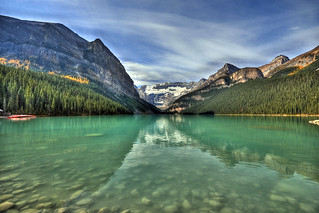 Lake Louise HDR | by mschroeter140