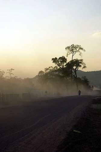 Cycle Touring in Laos | by The Hungry Cyclist