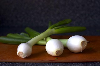 spring onions, rainy day | by smitten kitchen