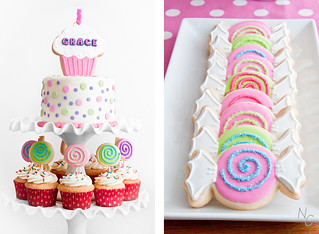 Candy Party Desserts | by Glorious Treats