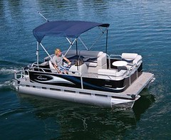 7516 cd small electric pontoon boat flickr photo sharing for Electric motor for pontoon boat