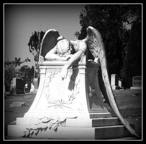 Angel of Grief | by tkksummers