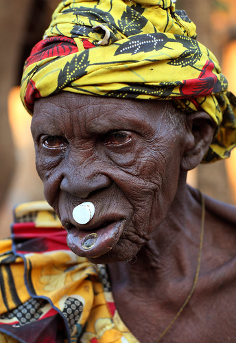Lobi woman, Burkina Faso   Flickr - Photo Sharing!