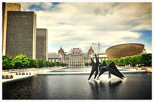 Empire State Plaza | by Kevin Borland