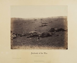Incidents of the War: A Harvest of Death | by Smithsonian Institution