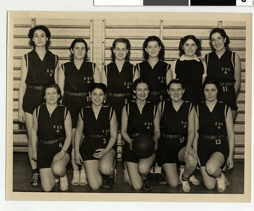 Aurora Athletic Club girls basketball team