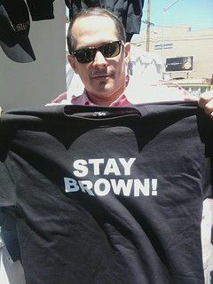 Stay Brown! | by clarencerosario