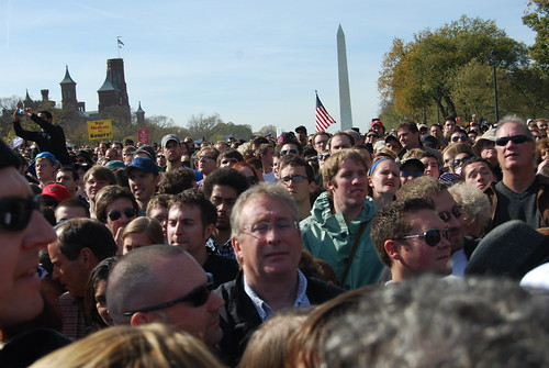 Rally to Restore Sanity | by vaishy67